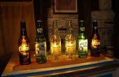 Cerveza botella Color órgano