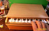 PIANO de LAP