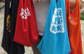 BOLSO de totalizador de camiseta recicladas más rápido