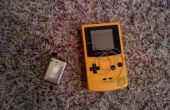 Como hacer un Game Boy color recargable.