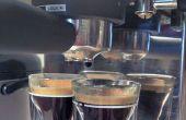 Cómo tirar tiros de Espresso mejor