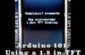Arduino para principiantes - con una pantalla TFT de 1,8 pulgadas