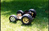 DIY RC/Arduino bordo jeep bajo costo conversión