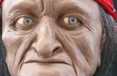 Cómo hacer una reconstrucción Facial forense