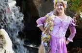 Disfraz de Rapunzel enredados Disney