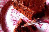 Hacer un gluten libre de azúcar libre lácteos libre (y aún todavía deliciosa) pastel de chocolate