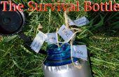 La botella de la supervivencia