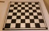 Hacer un $5 tablero de ajedrez regalo de Navidad del azulejo