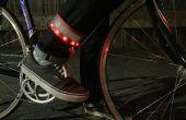 Luz LED bicicleta