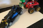Batmobile Chase y LEGO Joker