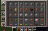 Cómo hacer un volcán de turba en Minecraft Pocket Edition