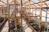 Efecto invernadero - guía para construir un invernadero de madera en el hogar -