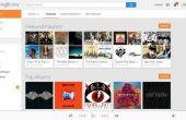 Subir contenido de iTunes a Google Play para disfrute