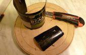 DIY pulsera de Kettlebell protectores