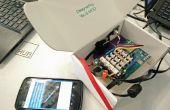Reproducir sonido con el Intel Edison y Arduino usando un altavoz Bluetooth