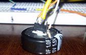 Super condensador batería para Mouse