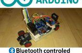 Arduino Bluetooth controlado RC coche
