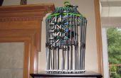 Construir una jaula de pájaro K'nex!