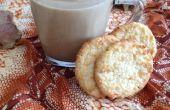 Spiced leche de coco - Sarabba