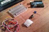 Alarma del Sensor de PIR de Arduino (versión SIMPLE)