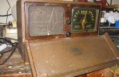 Reconstrucción de una vieja radio AM