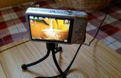 USB con cámara / Canon PowerShot ELPH batería Hack
