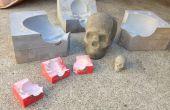Cráneos de cemento!!!
