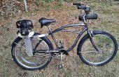 Honda Motor bicicleta