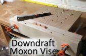 Campana extractora de encimera tornillo de Moxon