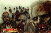 Reglas básicas para sobrevivir a un Apocalipsis zombie