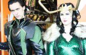 Vengadores - Loki traje se maravilla