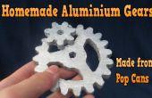 Engranajes de aluminio de fundición