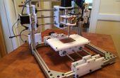 Hacer un molino CNC con un cortador láser