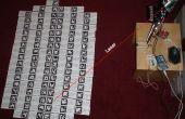 Hyakunin Isshu (Carta japonesa del juego) práctica máquina