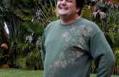 Bleach camiseta de estampado