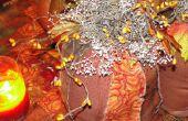 Free otoño proyecto de costura - cómo hacer una calabaza Raggedy primitivo de tela