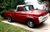 Restauración de 1960 Ford F-100 carro