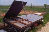 Un radiante Solar deshidratador del alimento que no lucha física - GeoPathfinder.com