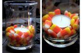 Candy maíz velas
