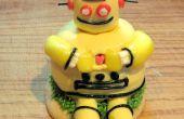 Instructables Robot Magdalena
