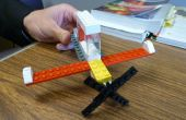 LEGO Instructable - avión Simple