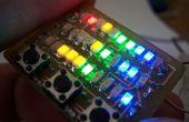 Microdot - reloj de pulsera reloj LED modelo
