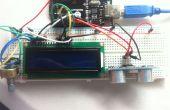 Arduino, cinta de medición