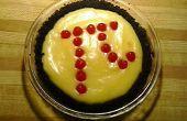 Tarta de limón Pi