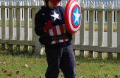 WW2 Ultimate Capitán América traje