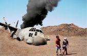 Cómo sobrevivir a unas vacaciones Plane Crash