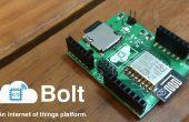 Perno de conexión con Arduino: Perno UART
