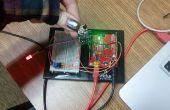 Arduino conectado al Wifi usando ESP8266 controlado por BLYNK (usando un sistema Mac OS X)