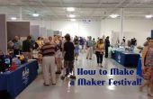 Cómo hacer un Festival de Maker