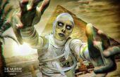 La momia - Tutorial de maquillaje SFX